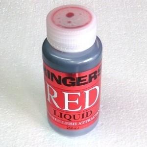 Ringers liquid rood