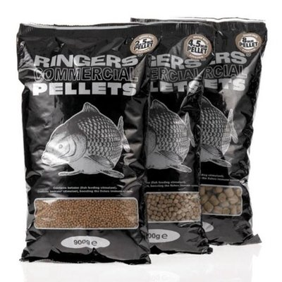 Ringers commercial pellets 4mm