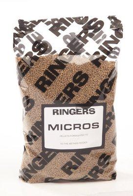 Ringers micro pellets 2015