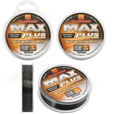 Trabucco MAX PLUS SPECIMEN - 150m