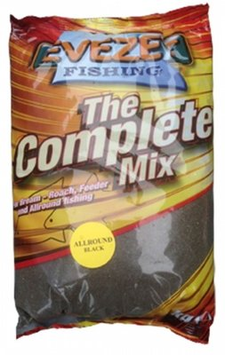 THE COMPLETE MIX ALLROUND ZWART 2kg