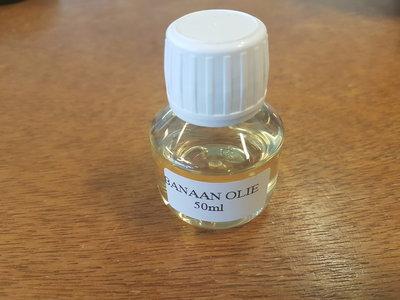Banaan oil
