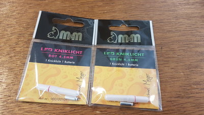 Led Knik lichten m&m