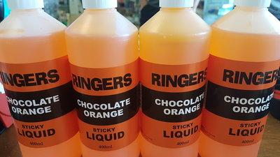 Ringers chocolade Orange stick liquud
