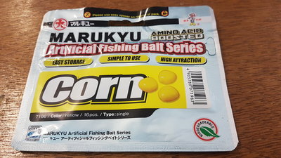 MARUKYU ARTIFICIAL bait maïs animo boosted