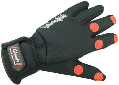 Gamakatsu neopreen handschoenen.