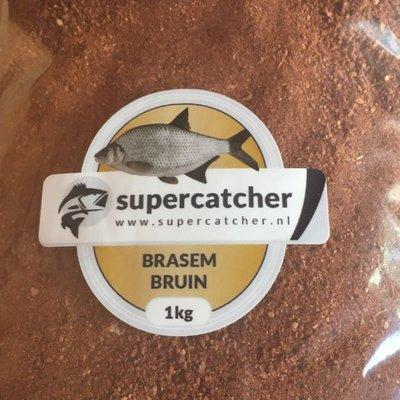 Supercatcher Brasem Bruin 1kg
