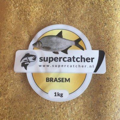 Supercatcher Brasem geel 1 kg.