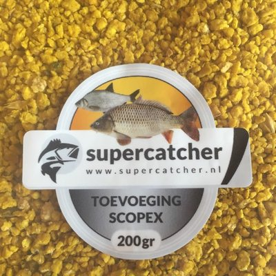 Supercatcher toevoeging scopex 200gr