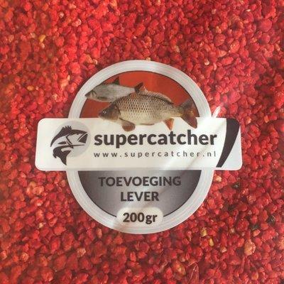 Supercatcher toevoeging lever 200gr