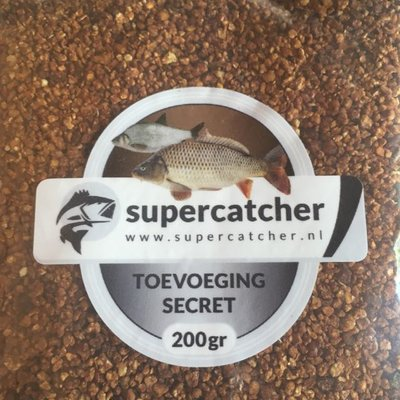 Supercatcher toevoeging secret 200gr