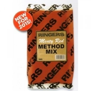 Ringers meaty red methode mix