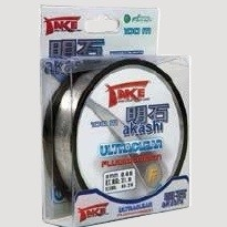 Take akashi ultraclean fluorocarbon 0,10 50 meter