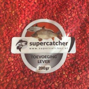 Supercatcher toevoeging lever.